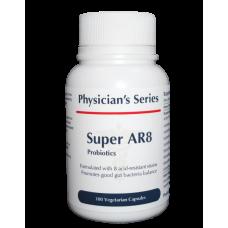 Physician's Series Super AR8 Probiotics, 100 vege caps