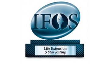 Life Extension: Awarded IFOS 5-Star rating for purity, quality, and concentration since 2005