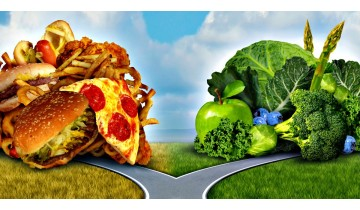 Train Your Brain to Like Healthy Foods