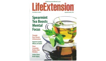 Life Extension Magazine Sept/Oct 2018