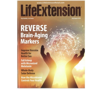 Life Extension Magazine Jul/Aug 2018