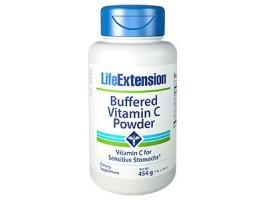 Life Extension Buffered Vitamin C Powder, 454.6g