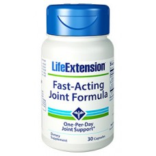 Life Extension Fast-Acting Joint Formula, 30 capsules  (Expiry Dec 2018)