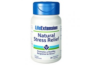 Life Extension Natural Stress Relief, 30 vege caps