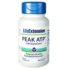 Life Extension Peak ATP® with GlycoCarn®, 60 vege caps (Expiry May 2019)