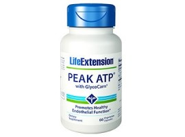 Life Extension Peak ATP® with GlycoCarn®, 60 vege caps