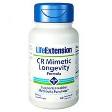 Life Extension CR Mimetic Longevity Formula, 60 vege caps  (Expiry Sept 2018)