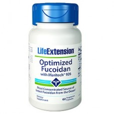 Life Extension Optimized Fucoidan with Maritech® 926, 60 vege caps (Expiry Feb 2019)