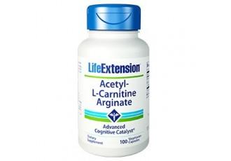 Life Extension Acetyl-L-Carnitine Arginate, 100 vegetarian capsules