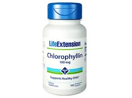Life Extension Chlorophyllin 100mg, 100 vege caps