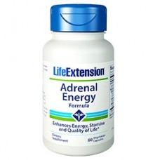 Life Extension Adrenal Energy Formula, 60 vege caps