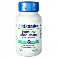 Life Extension Immune Modulator with Tinofend®, 60 vege caps  (Expiry Jun 2019)