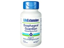 Life Extension Esophageal Guardian, 60 chewable tablets