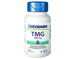 Life Extension TMG 500 mg, 60 liquid vege caps