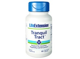 Life Extension Tranquil Tract™ , 60 vegetarian capsules