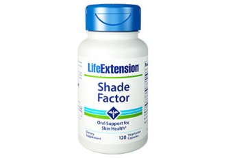 Life Extension Shade Factor, 120 vege caps