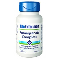 Life Extension Pomegranate Complete, 30 softgels