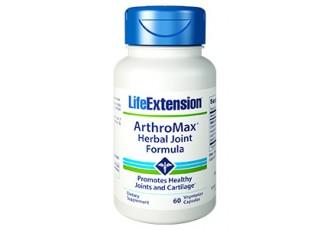 Life Extension ArthroMax® Herbal Joint Formula, 60 vege caps