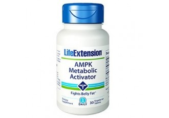 Life Extension AMPK Metabolic Activator, 30 vege tabs