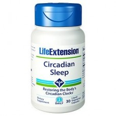 Life Extension Circadian Sleep, 30 liquid vegetarian capsules