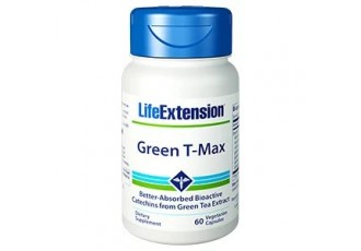 Life Extension Green T-Max, 60 vege caps