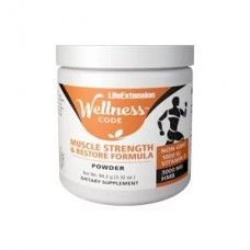 Life Extension Wellness Code™ Muscle Strength and Restore Formula, 94.2 grams