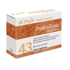 Activa Human Structure ProteaTonic, 60 Vegetarian capsules