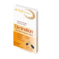 Activa Chrono Elimination, 15 capsules