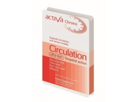 Activa Chrono Circulation, 15 Vegetarian capsules