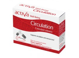 Activa Well-Being Circulation, 30 Vegetarian capsules