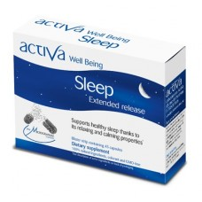Activa Well-Being Sleep, 45 Vegetarian capsules