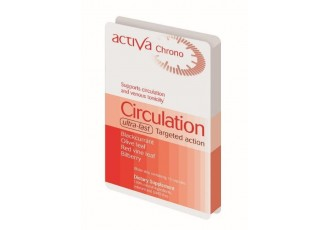 Activa Chrono Circulation, 15 Vegetarian capsules