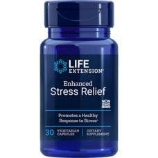 Life Extension Enhanced Stress Relief, 30 vege caps