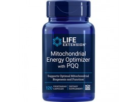 Life Extension Mitochondrial Energy Optimizer with PQQ®, 120 capsules