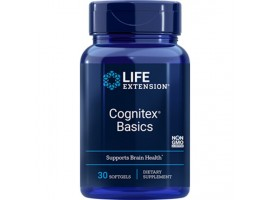 Life Extension Cognitex® Basics, 30 softgels
