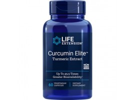 Life Extension Curcumin Elite™ Turmeric Extract, 60 vege caps