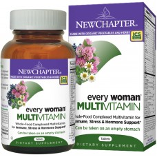 New Chapter Every Woman®, 72 tablets  (Expiry Apr 2020)