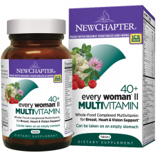New Chapter Every Woman® II, 96 tablets (Expiry Apr 2019)