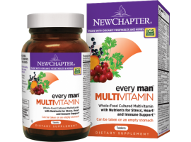 New Chapter Every Man®, 72 Tablets