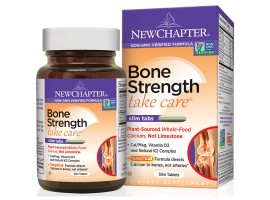 New Chapter Bone Strength Take Care®, 60 tablets