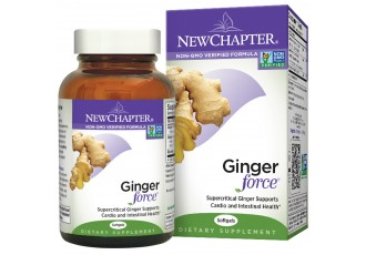 New Chapter Ginger Force®, 30 softgels
