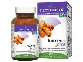 New Chapter Turmeric Force®, 30 vege caps
