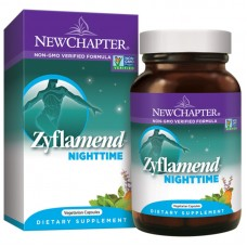 New Chapter Zyflamend® Nighttime, 60 Liquid vege caps