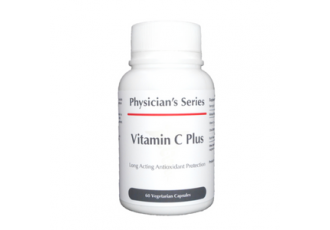 Physician's Series Vitamin C Plus, 60 vege caps