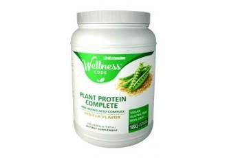 Life Extension Plant Protein Complete & Amino Acid Complex (Vanilla Flavor)