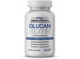 Pro Formulations MD Glucan Elite, 60 vege caps