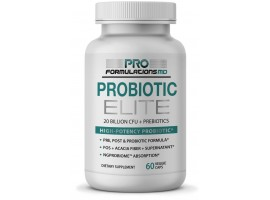 Pro Formulations MD Probiotic Elite, 60 vege caps