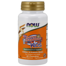 NOW BerryDophilus™ Chewables, 60 Lozenges