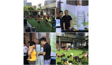"""Get Fit To The Core"" Fitness Fiesta"
